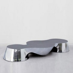 Ron Arad '2 legs and a coffeetable' ammann//gallery