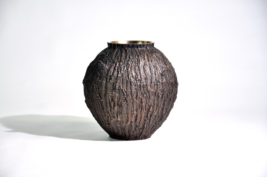 wolfs+jung, MOON Tree Jar - Impossible Tree, ammann//gallery