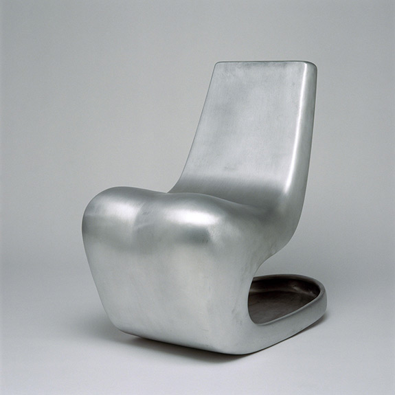 Pakhalé Alu Rocking Chair represented by ammann//gallery