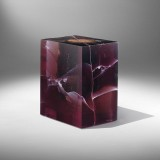 Nucleo AMETHYST Stone Fossil 07 exclusive for ammann gallerygallery