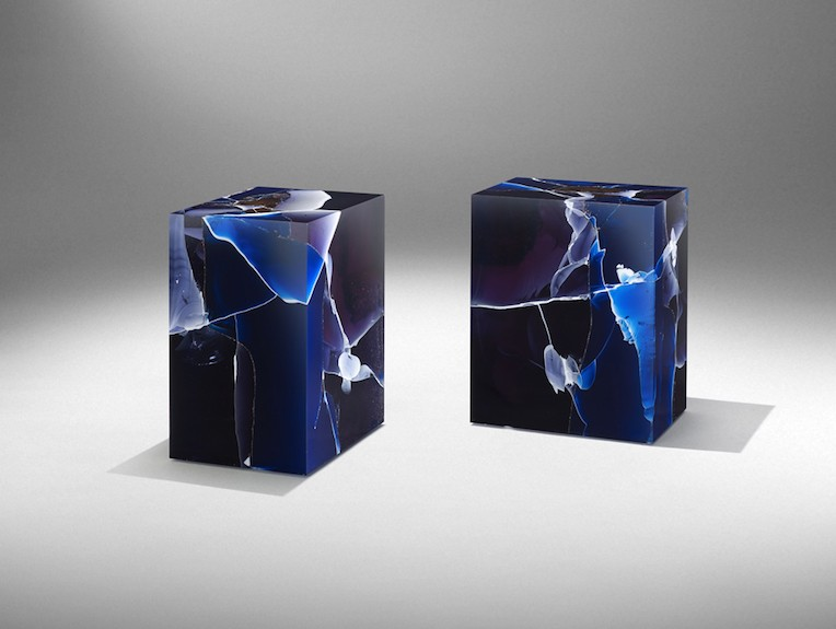 Nucleo LAPISLAZULI Stone Fossil exclusive for ammann gallery
