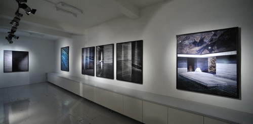 hélène binet – photographs of the work of peter zumthor at ammann//gallery