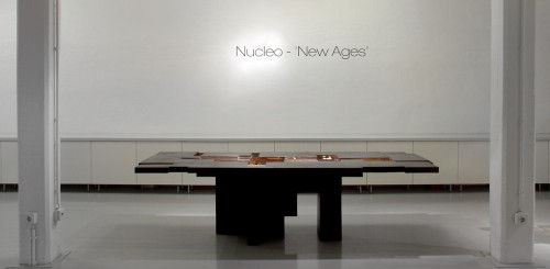 Nucleo New Ages at ammann//gallery