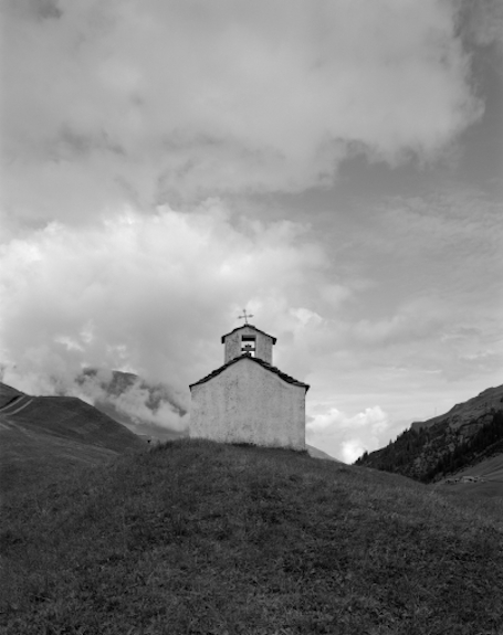 photography Hélène Binet - Chappelius 02, Switzerland represented by ammann//gallery