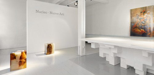 'nucleo - nuove arti', ammann//gallery, Cologne