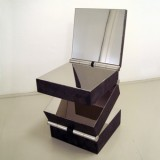 Ron Arad 'box in four movements' ammann//gallery