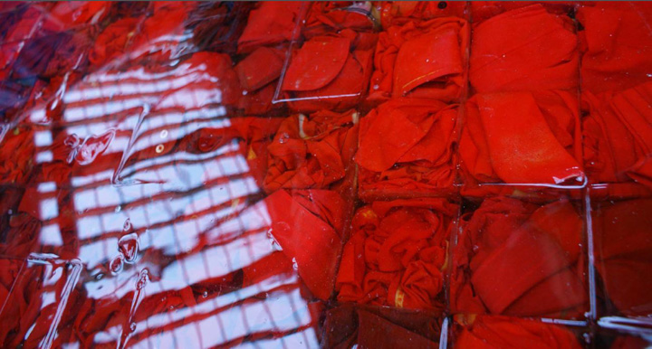 studio nucleo 1000 camicie rosse represented by ammann//gallery