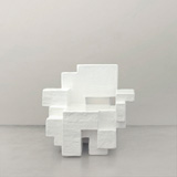 Studio Nucleo Primitive Armchair represented by ammann//gallery