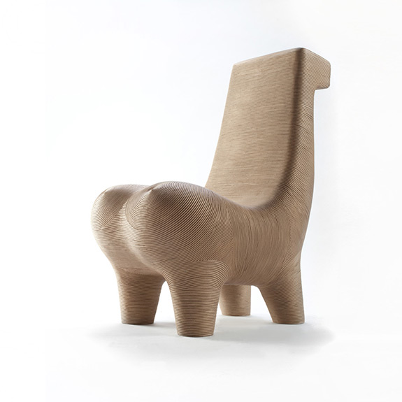 Pakhalé BM Horse Chair bright represented by ammann//gallery