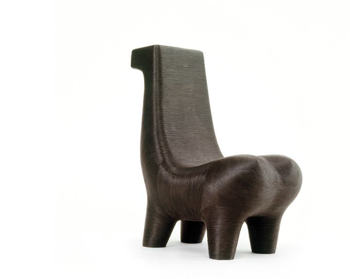 Pakhalé bm horse chair bronze represented by ammann//gallery