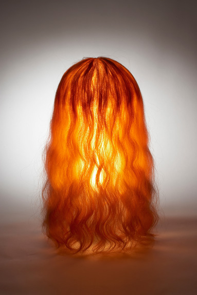 Rolf Sachs rita - wig light represented by ammann//gallery