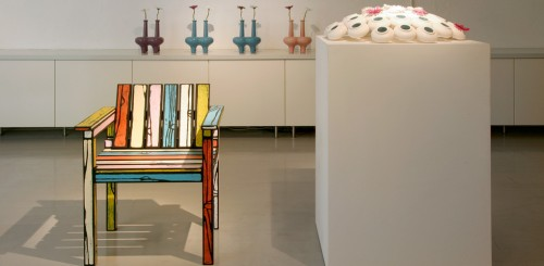 'summertime' group show 2012, ammann//gallery, Cologne ron arad, satyendra pakhalé, studio nucleo, richard woods