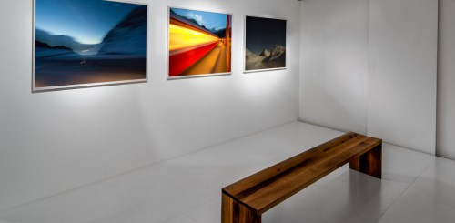 'rolf sachs - camera in motion' ammann//gallery
