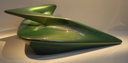 ammann//gallery at Design Miami Basel 2011: Zaha Hadid 'Gyre'