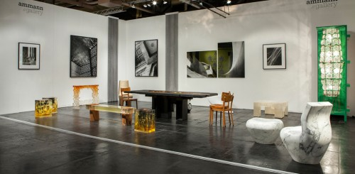 ammann//gallery at Collective Design Fair 2014