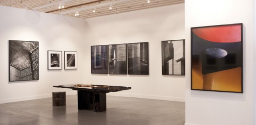 ammann//gallery at Paris Photo Los Angeles 2015 hélène binet, rolf sachs, studio nucleo