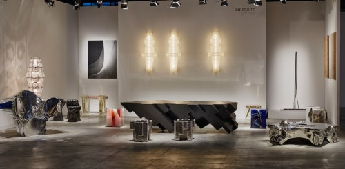 ammann//gallery, Design Miami Basel 2015