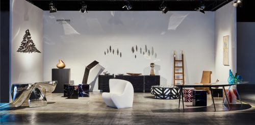 ammann//gallery at Design Miami/Basel 2018, Booth G 15
